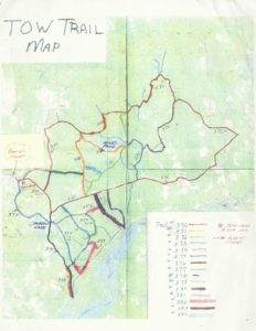 TOW Trail Map